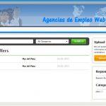 Agencias de Empleo Web