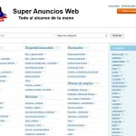 Súper Anuncios Web